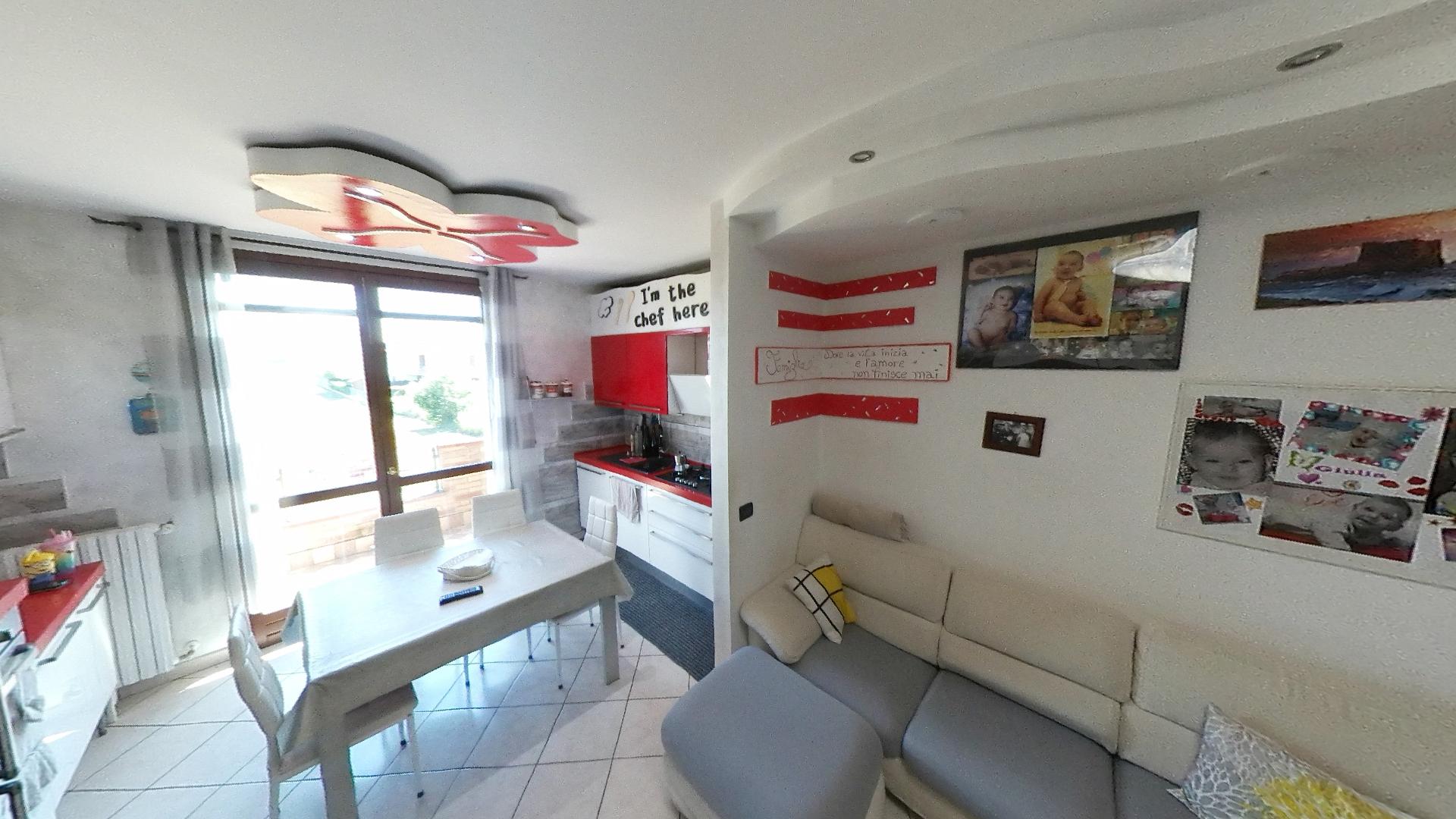 Appartamento con 2 letto a 2 km da Suzzara